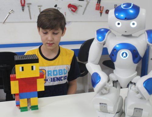 Robô é usado como ferramenta para tratar o autismo