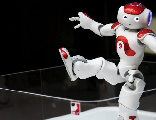 NAO: Robô humanóide prodígio da robótica educacional