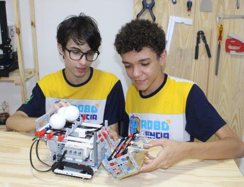 Robótica Educacional auxilia na resolução de problemas cotidianos