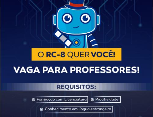 A Robô Ciência quer você!