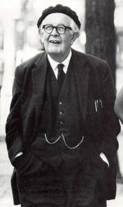 Jean Piaget em Ann Arbor